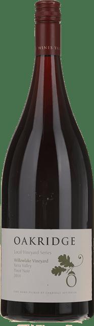 OAKRIDGE ESTATE Local Vineyard Series Willowlake Pinot Noir, Yarra Valley 2014