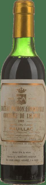 CHATEAU PICHON-LONGUEVILLE LALANDE 2me cru classe, Pauillac 1983