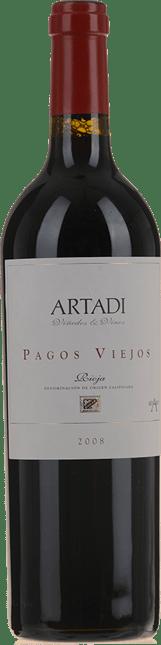 ARTADI Pagos Viejos, Rioja 2008