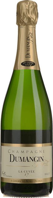 DUMANGIN La Cuvee 17, Champagne NV