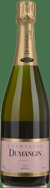 DUMANGIN Le Rose 1er Cru, Champagne NV