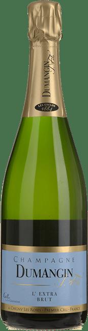 DUMANGIN L'Extra Brut 1er Cru, Champagne NV