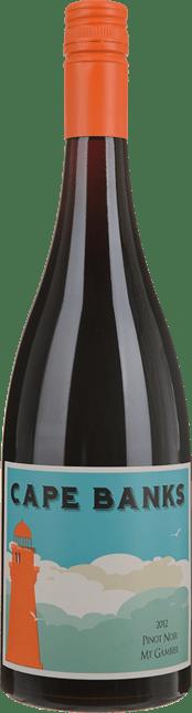 KOONARA Cape Banks Pinot Noir, Mount Gambier 2012