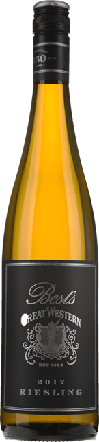 BEST'S WINES Riesling, Victoria 2017
