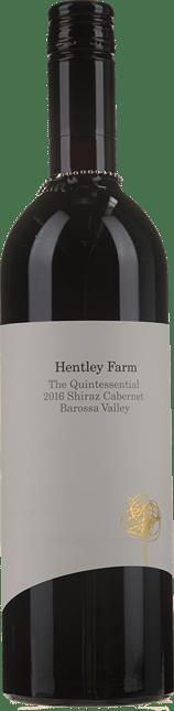 HENTLEY FARM The Quintessential Shiraz Cabernet, Barossa Valley 2016
