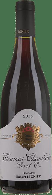 DOMAINE HUBERT & LAURENT LIGNIER Grand Cru , Charmes-Chambertin 2015
