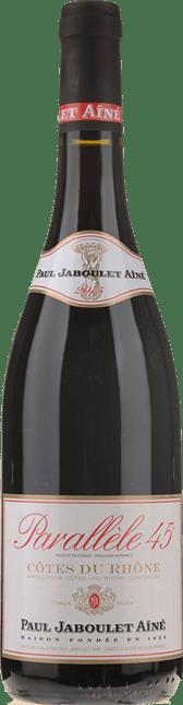 PAUL JABOULET AINE Parallele 45 rouge, Cotes-du-Rhone 2015