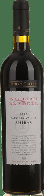 THORN-CLARKE William Randell Shiraz, Barossa Valley 2005