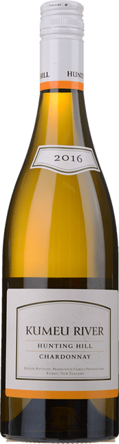 KUMEU RIVER WINES Hunting Hill Chardonnay, Auckland 2016