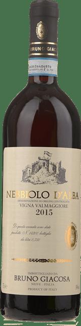BRUNO GIACOSA, Nebbiolo D'Alba Vigne Valmaggiore 2015