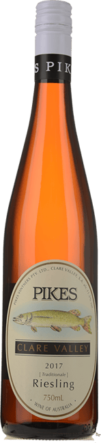 PIKES Traditionale Riesling, Clare Valley 2017