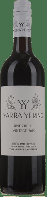 YARRA YERING Underhill Shiraz, Yarra Valley 2015