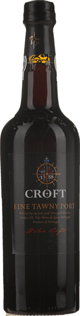 CROFT'S Fine Tawny Port, Oporto NV