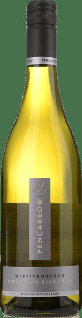 PALLISER ESTATE Pencarrow Sauvignon Blanc, Martinborough 2016