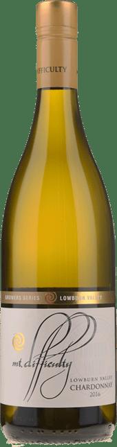 MT DIFFICULTY Chardonnay, Central Otago 2016