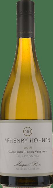 MCHENRY HOHNEN Calgardup Brook Vineyard Chardonnay, Margaret River 2016