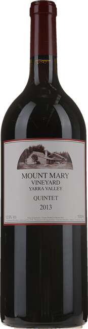 MOUNT MARY Quintet Cabernet Blend, Yarra Valley 2013