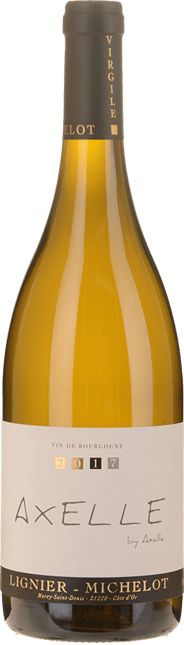 DOMAINE LIGNIER-MICHELOT Cuvee Axelle, Bourgogne Blanc 2017