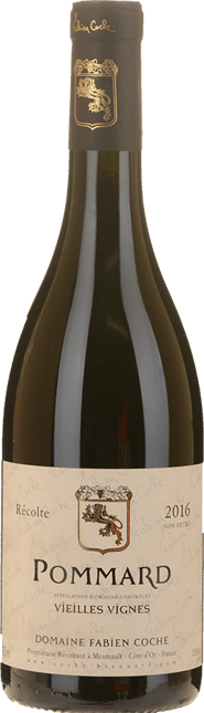 FABIEN COCHE Vieilles Vignes, Pommard 2016