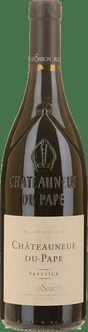 DOMAINE ROGER SABON Cuvee Prestige, Chateauneuf-du-Pape 2011
