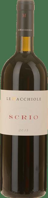 LE MACCHIOLE Scrio, Toscana IGT 2015
