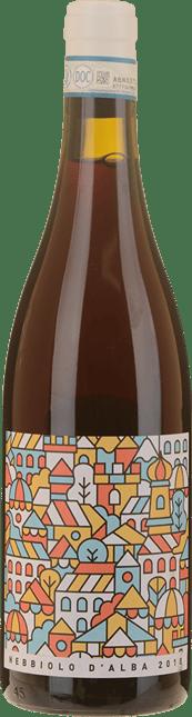 FLETCHER WINES, Nebbiolo D'Alba 2018