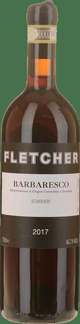 FLETCHER WINES Starderi Barbaresco DOCG 2017