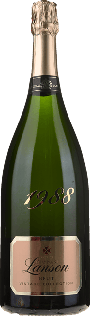 LANSON Vintage Collection, Champagne 1988