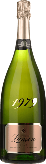 LANSON Vintage Collection, Champagne 1979