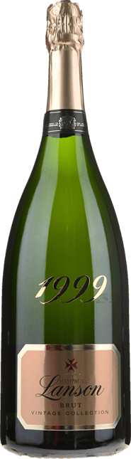 LANSON Vintage Collection, Champagne 1999