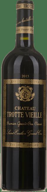 CHATEAU TROTTEVIEILLE 1er grand cru classe (B), St-Emilion 2015
