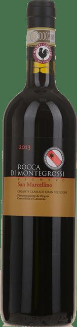 ROCCA DI MONTEGROSSI San Marcelino , Chianti Classico DOCG, Chianti Classico DOCG 2013