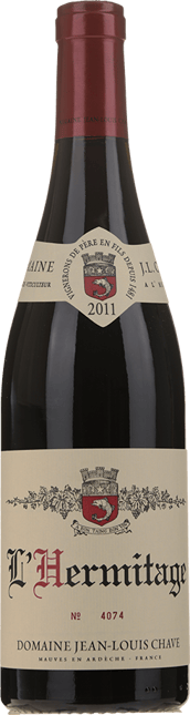J.L. CHAVE, Hermitage 2011