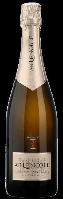 AR LENOBLE Grand Cru Blanc de Blancs Millesime, Champagne 2008