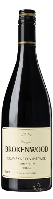 BROKENWOOD WINES Graveyard Vineyard Shiraz, Hunter Valley 2017