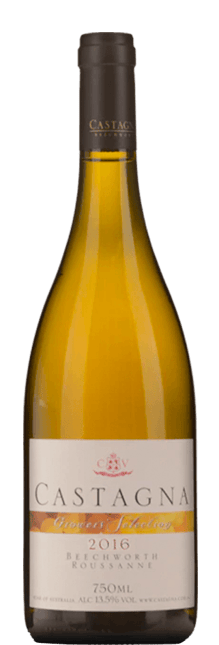 CASTAGNA Growers Selection Roussanne, Beechworth 2016