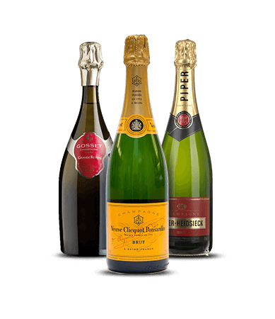 LANGTON'S Champagne Collection 6 Pack NV