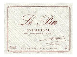 LE PIN, Pomerol 2016