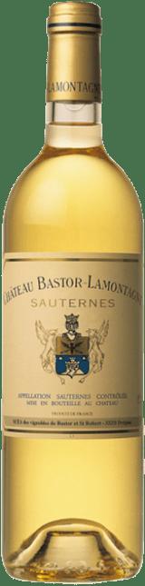 CHATEAU BASTOR-LAMONTAGNE, Sauternes 2018