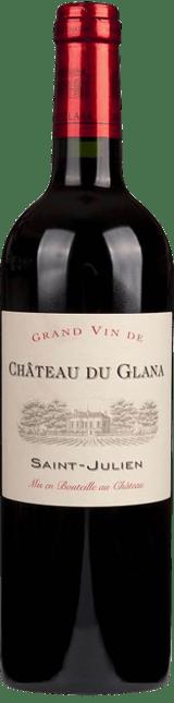 CHATEAU DU GLANA, St-Julien 2018