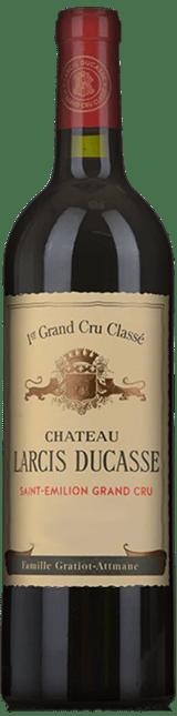 CHATEAU LARCIS-DUCASSE Grand Cru classe (B), St-Emilion 2018