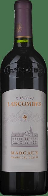 CHATEAU LASCOMBES 2me cru classe, Margaux 2018