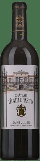 CHATEAU LEOVILLE-BARTON 2me cru classe, St-Julien 2018
