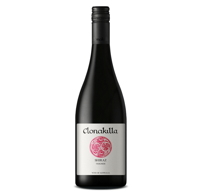 CLONAKILLA Shiraz Viognier, Canberra District 2015