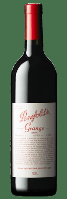 PENFOLDS Bin 95 Grange Shiraz, South Australia 2015