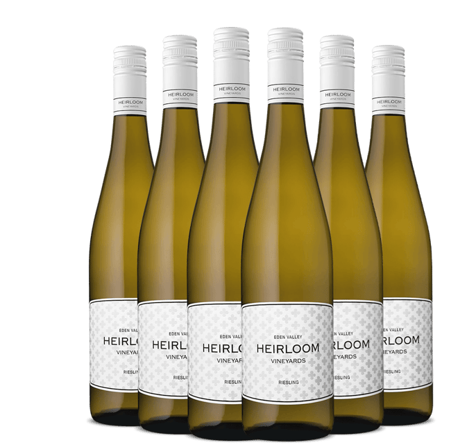 HEIRLOOM VINEYARDS Riesling 6 Pack, Eden Valley 2018