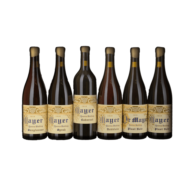 TIMO MAYER Mix six-pack, Yarra Valley 2019
