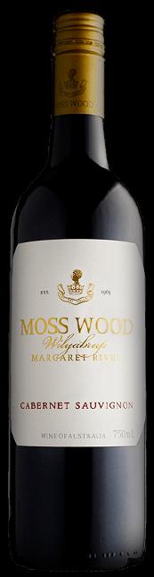 MOSS WOOD Moss Wood Vineyard Cabernet Sauvignon, Margaret River 1984