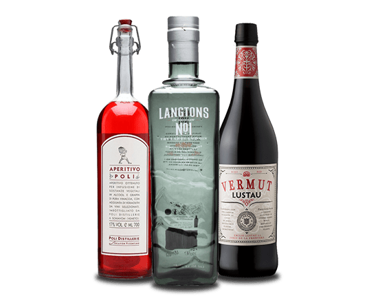 LANGTONS Negroni Cocktail Kit NV