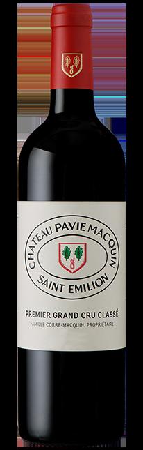 CHATEAU PAVIE-MACQUIN 1er grand cru classe (B), St-Emilion 2015
